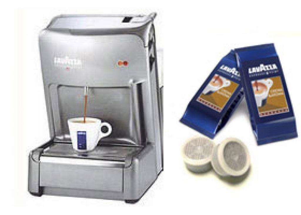 La po le des d lices caf lavazza - Lavazza machine a cafe ...